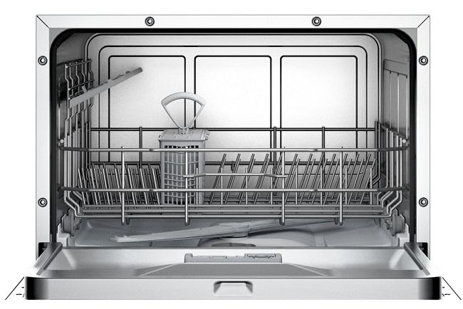 Bosch SKS51E26EU interior del lavavajillas